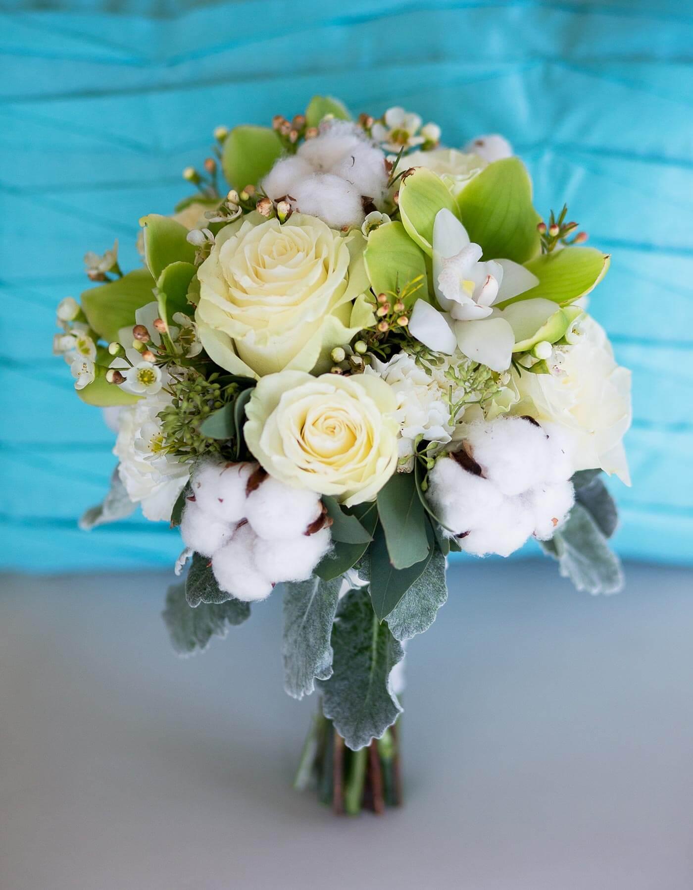 Brautstrauß Februar