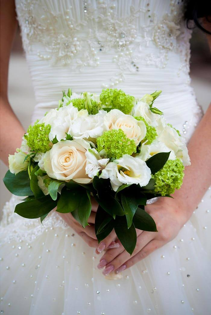 Brautstrauß Oktober