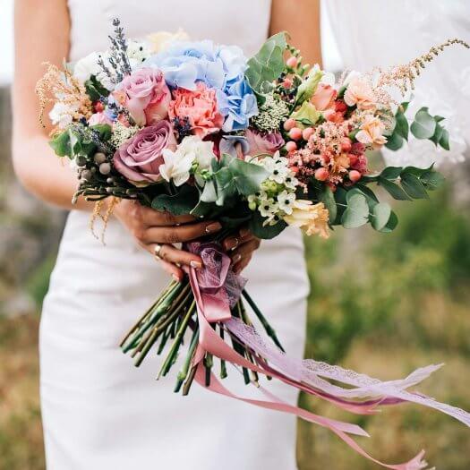 Brautstrauß besondere Blumen