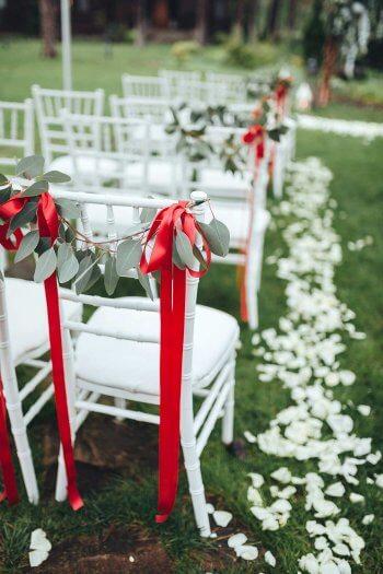 Eukalyptus Hochzeitsdeko