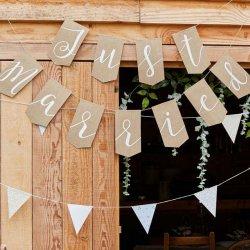 Hochzeitsgirlande