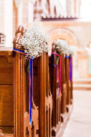 Kirchendeko selber machen