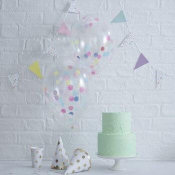 Konfetti Ballons