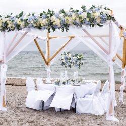 Maritime Hochzeitsdeko