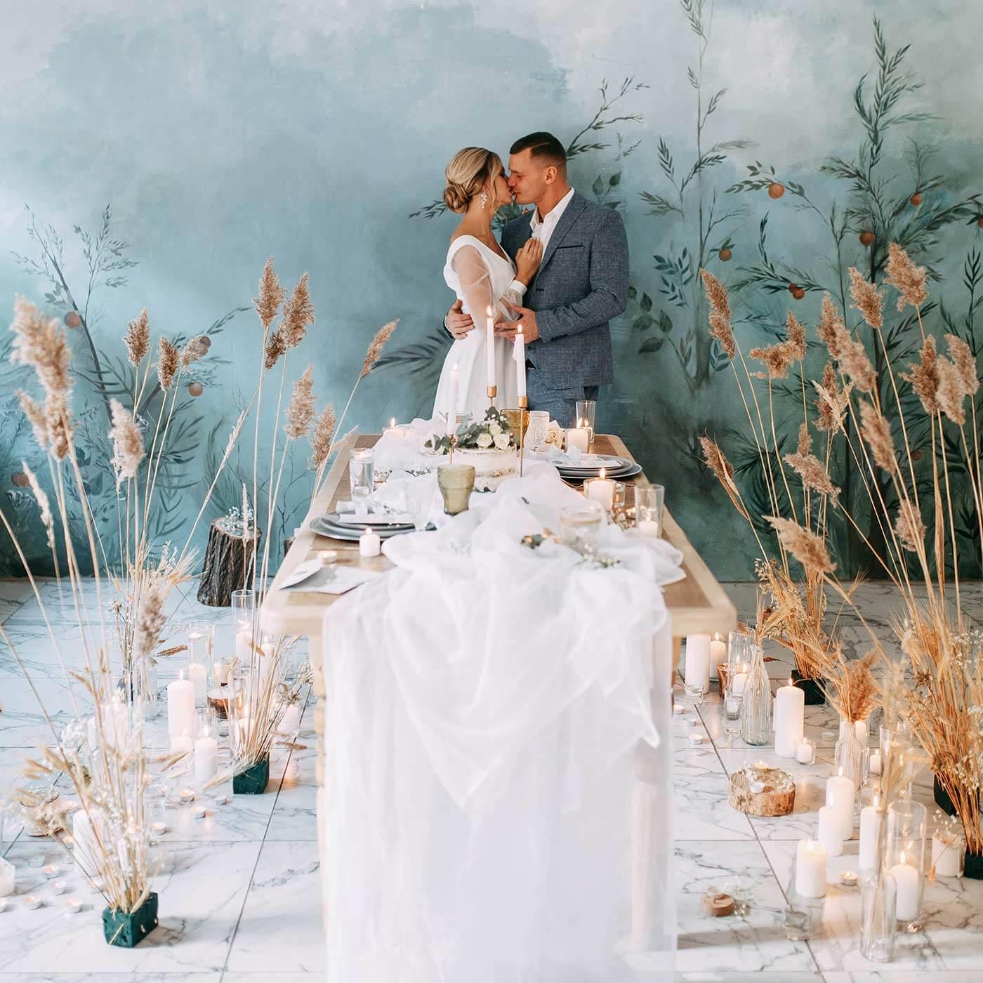 Hochzeitsideen: Ausgefallene Tipps, um bei der Hochzeit zu überraschen