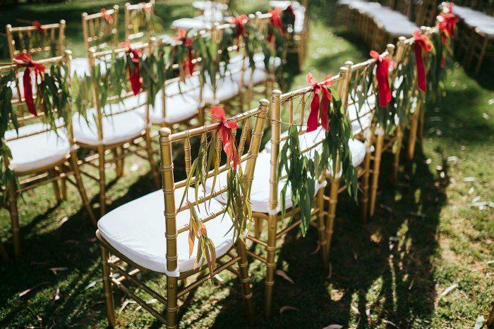 Stuhl Deko Hochzeit Bildergalerie Mit Vielen Schönen Ideen