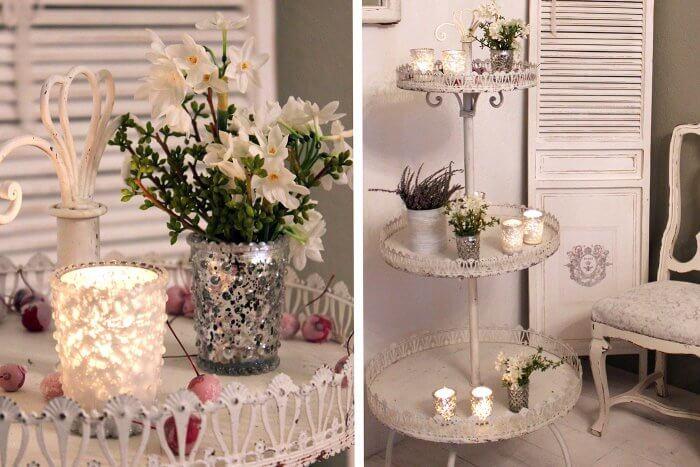 Vintage hochzeitsdekoration mehr ideen in der bildergalerie for Hochzeitsdekoration