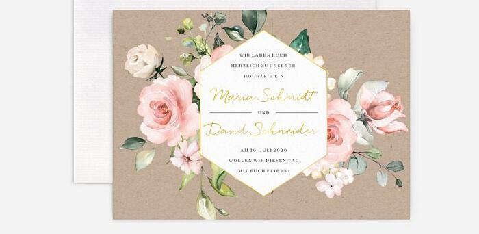 Einladungstext Hochzeit