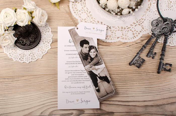 Hochzeitseinladungen Ideen