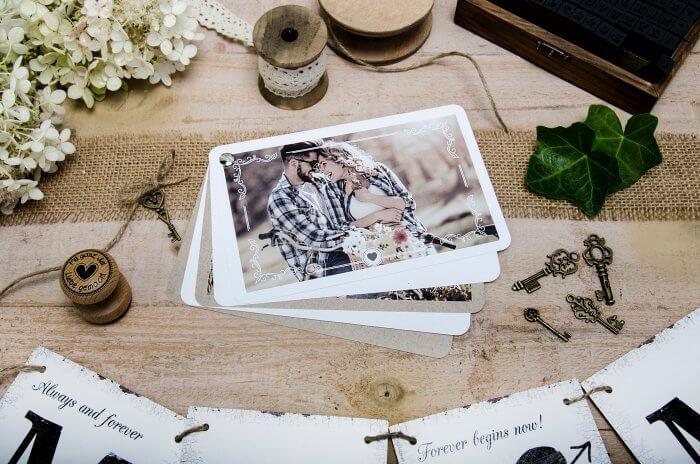 Originelle Hochzeitseinladungen