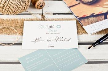 Save the Date Hochzeit