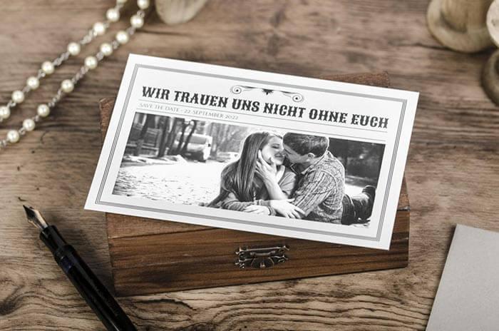 Save the Date Sprüche