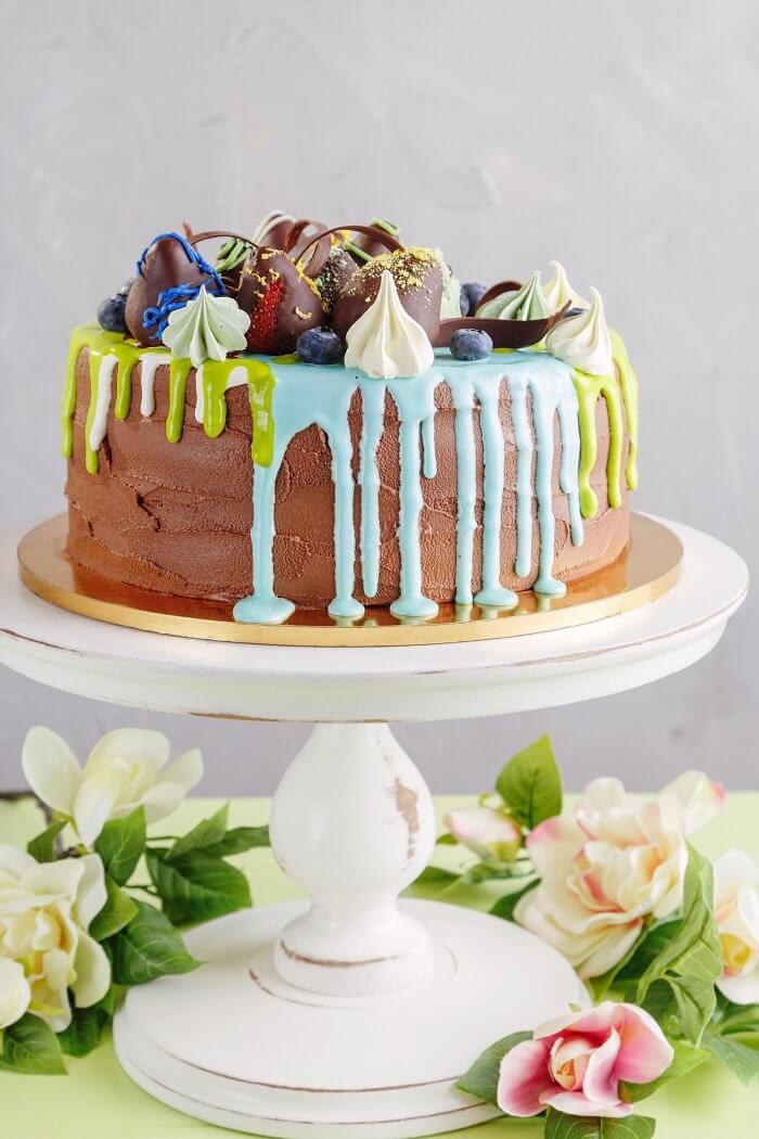 Drip Cake Zur Hochzeit Die Schonsten Exemplare Als Hochzeitstorte