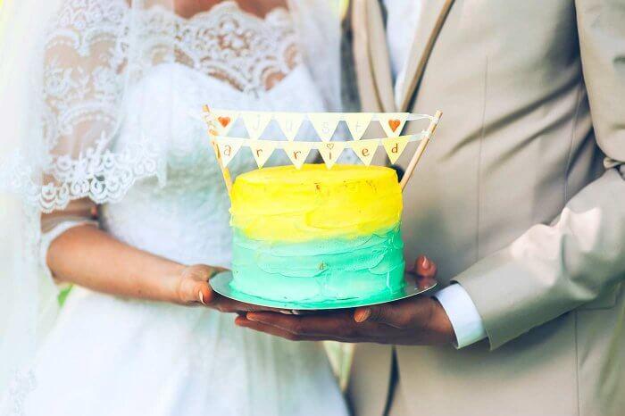 Hochzeit Torte