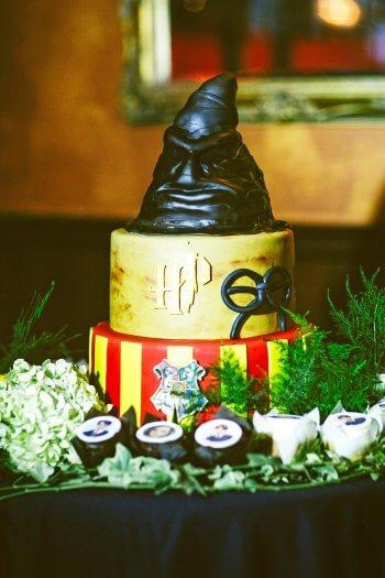 Hochzeitstorte Harry Potter Mehr Beispiele In Der Bildergalerie