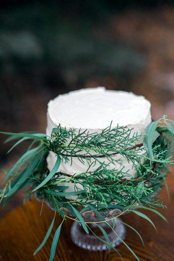 Hochzeitstorte Wald I Ideen I Hochzeitstorte I Mottohochzeit