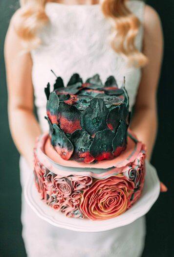Hochzeitstorten modern
