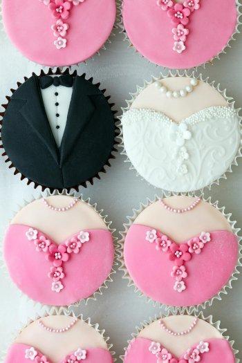 Muffins Hochzeit