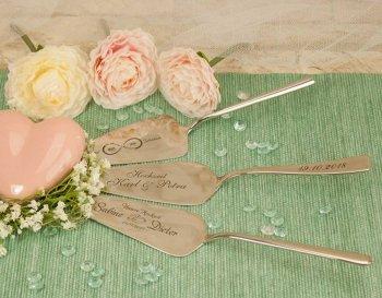 Tortenheber Hochzeit