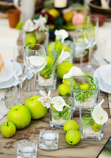 Ausgefallene Tischdeko Grosse Deko Bildergalerie Zur Hochzeit