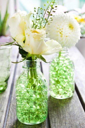 Blumendeko Frühling