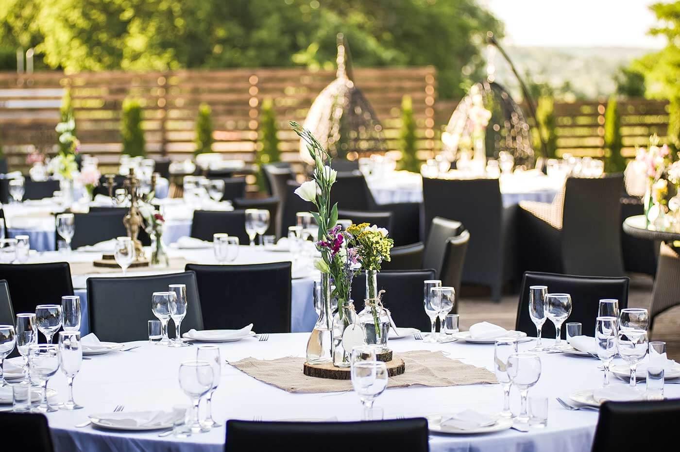 Hochzeitsdeko g nstig gro e bildergalerie mit anregungen - Tischdeko gunstig ...