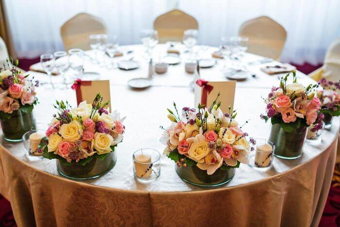 Hochzeitsdekoration Blumen Grosse Bildergalerie