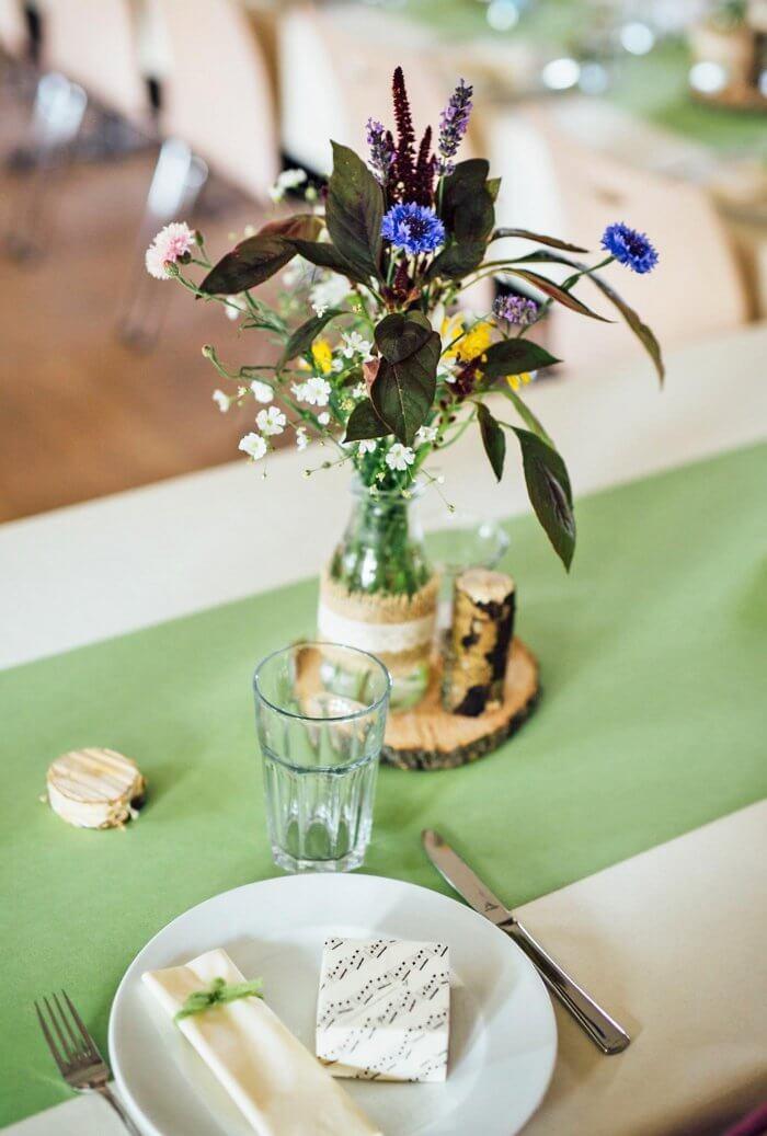 Tischdeko Fruhling Selbstgemacht Wunderschon Ideen Diy Anleitung