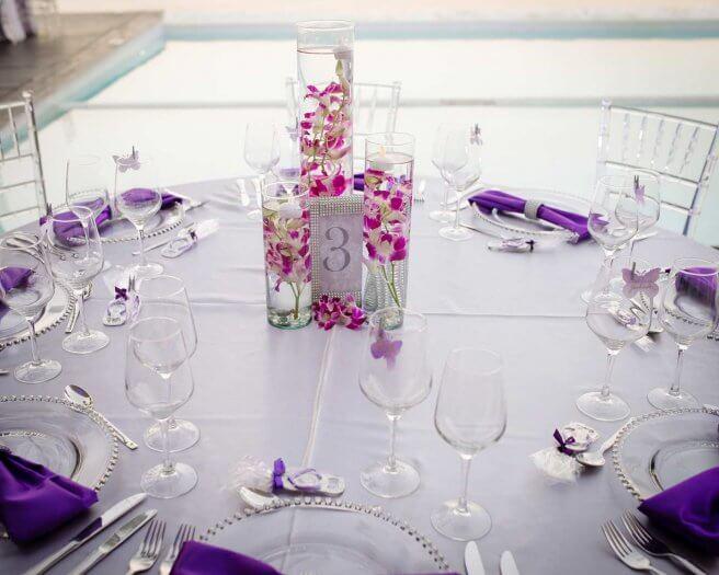Orchideen Tischdeko Mehr Beispiele In Der Bildergalerie