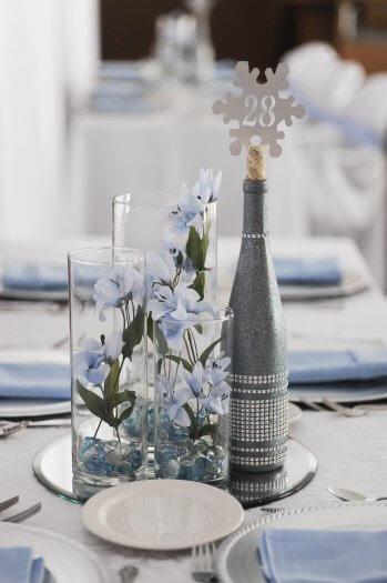 Tischdeko Hochzeit Winter Ganz Viele Beispiele In Der Bildergalerie