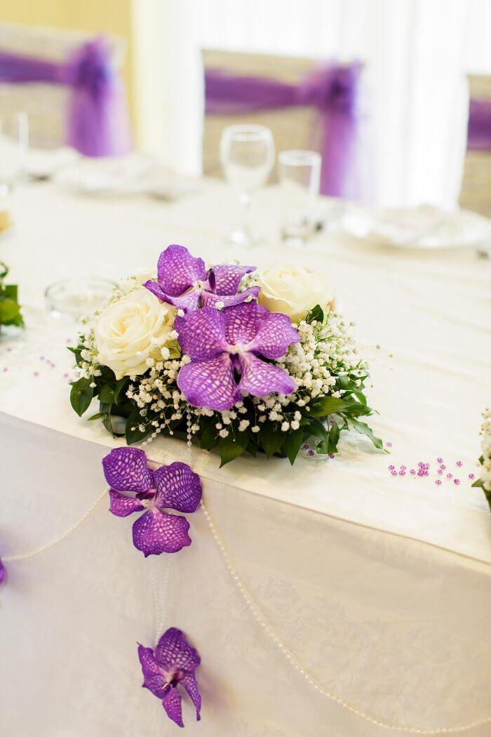 Blumengestecke Fur Die Hochzeit Ideen Tipps Beispiele