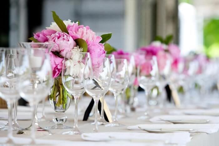 Tischdeko Pink Grosse Bildergalerie
