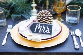 Ideen Tischkarten Hochzeit