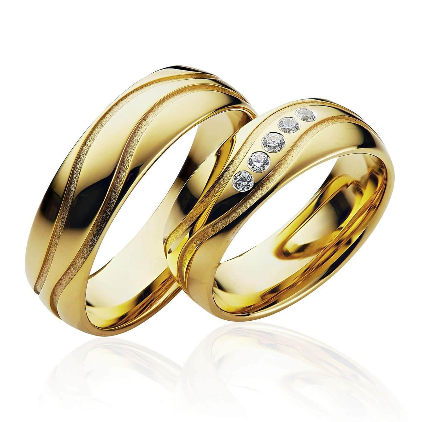 Trauringe günstig & geschmackvoll: Die 3 schönsten Ringe zu
