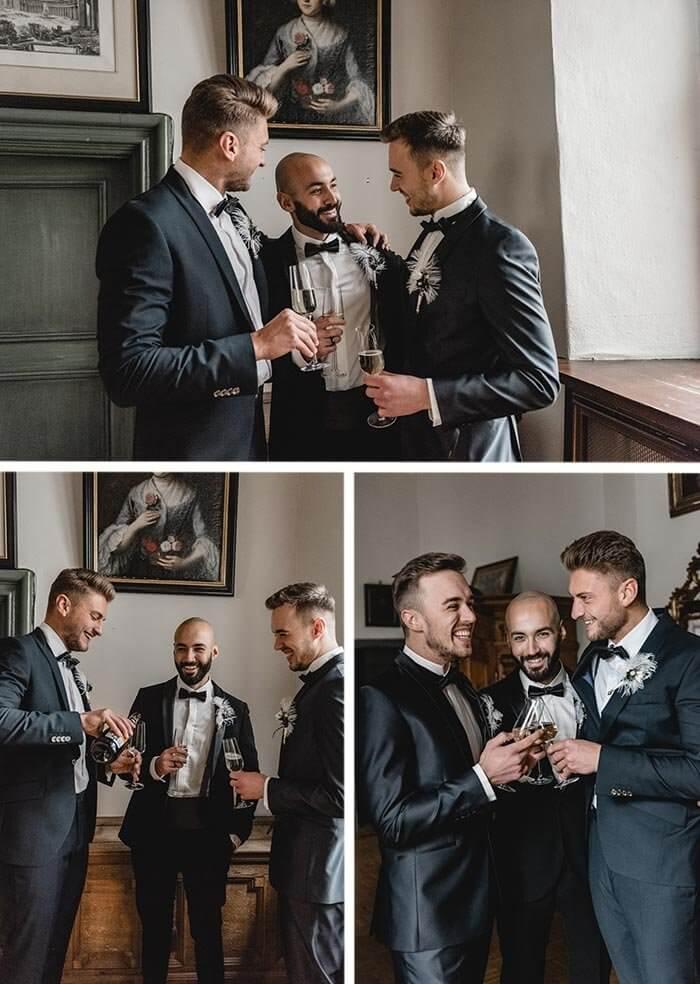 Hochzeit 20er Jahre Stil