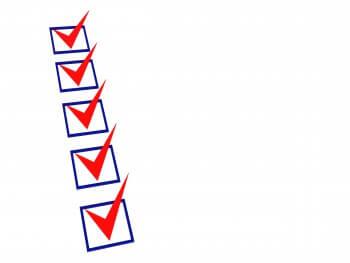 Checkliste zur Hochzeit zum Download