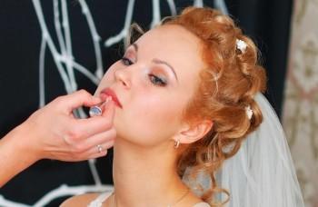 Hochzeit Make Up und Kosmetik