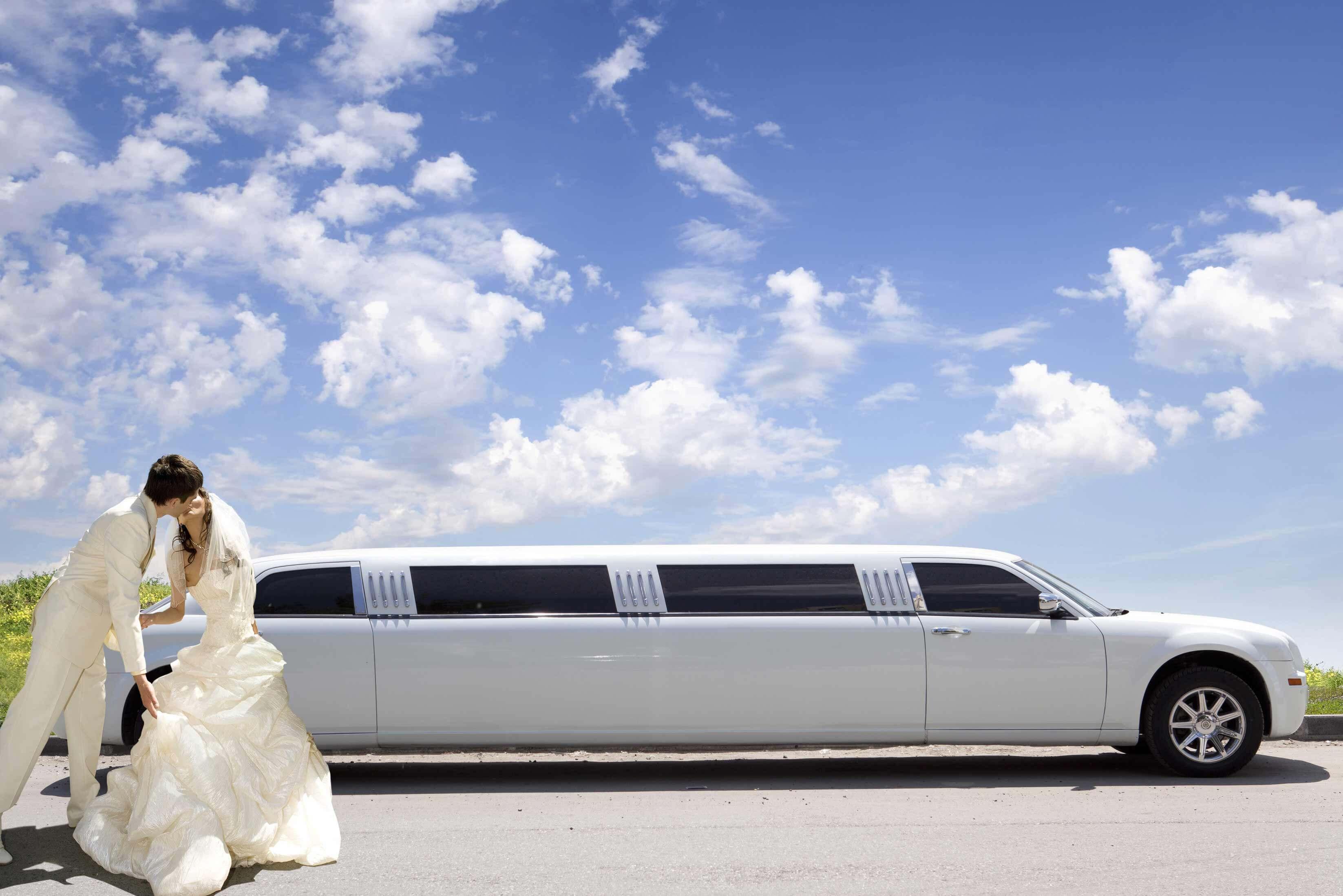 Hochzeitsautos - Stretchlimousine