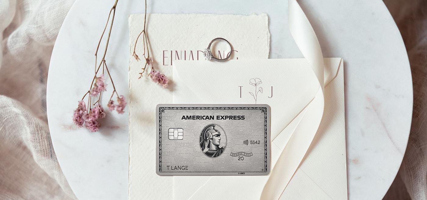 Hochzeit Kreditkarte