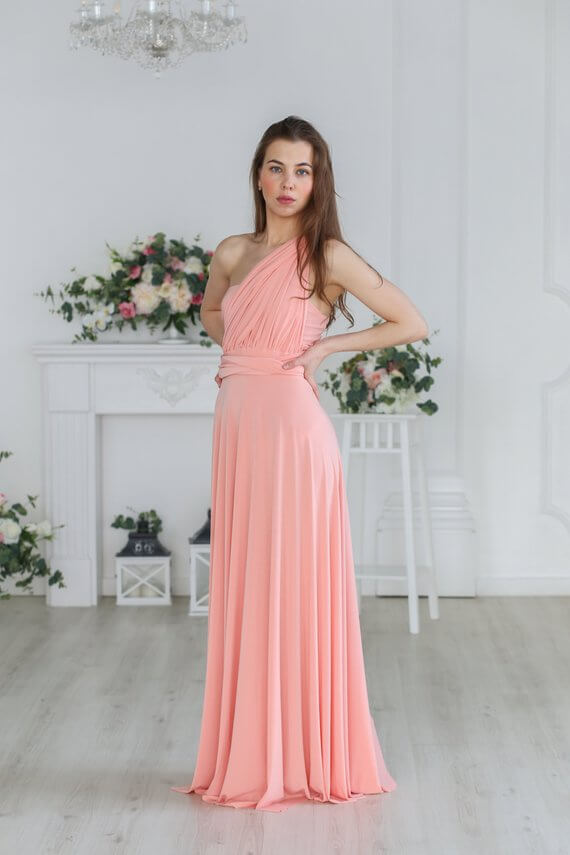 Brautjungfernkleider Pastell Grosse Ubersicht Von Kleidern In