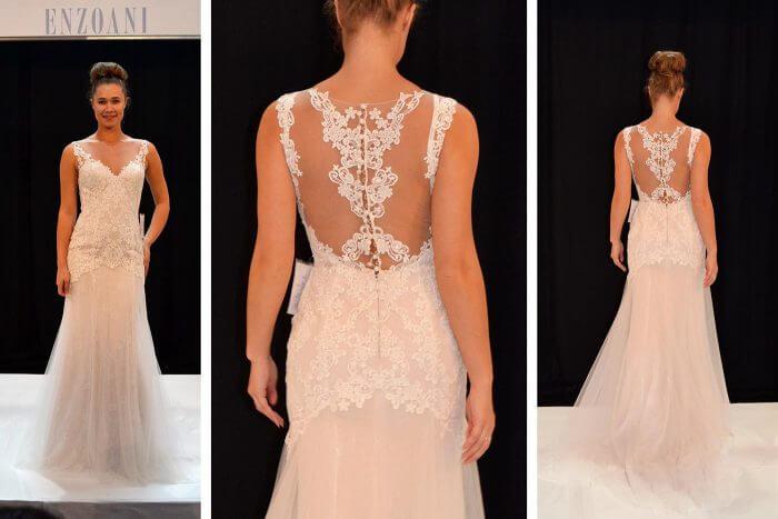 Brautkleid in Vintage von Enzoani
