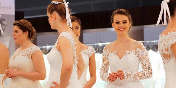 Brautkleider 2018 Mode De Pol
