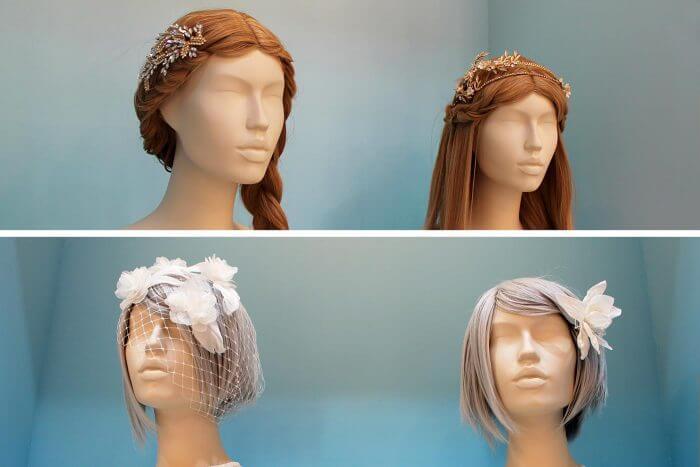 Hochzeit Haarschmuck von Poirier