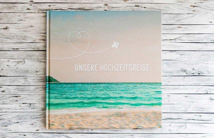 Reisetagebuch Flitterwochen zum ausfüllen