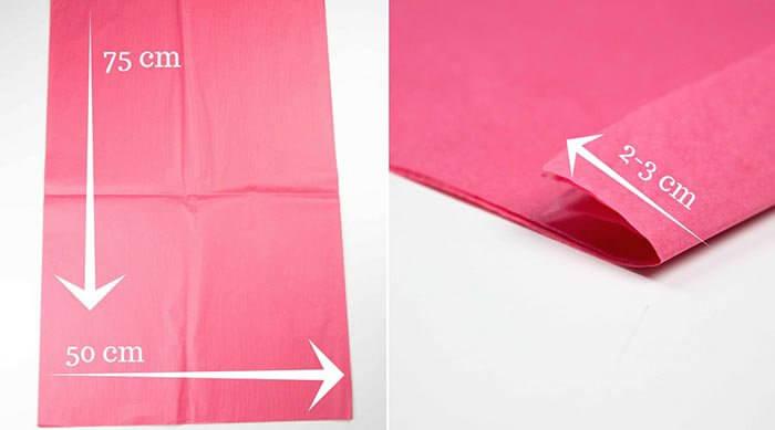 Diy Riesen Papierblumen Basteln Hochzeitsportal24