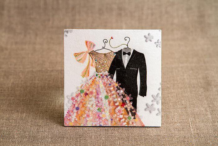 Serviettentechnik Hochzeit