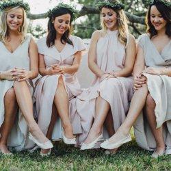 Hochzeits Ersatzschuhe