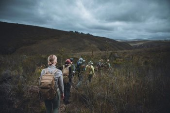 Walking Safari Gondwana