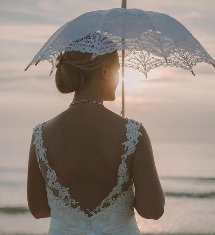 Schirme Hochzeitsaccessoire Fotos