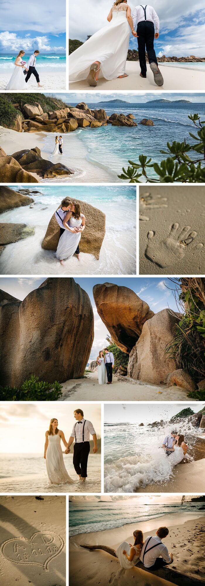 Hochzeit Seychellen